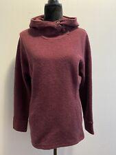 Ibex Zque Merino Wool Hoodie Women's Medium Usa