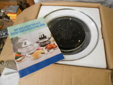 nib CONVECTION COOKING OVEN NEW WAVE QUICK INFRARED WAVE HEAT OVEN