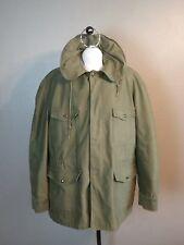 Vtg 1960 USAF  Sateen wool  lining OG-107 Military Jacket deadstock field jacket