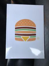 Notizbuch MC Donalds, Big Mac, OVP