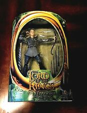 LORD OF THE RINGS LEGOLAS DAGGER AND ARROW LAUNCHING FOTR TOYBIZ V-53
