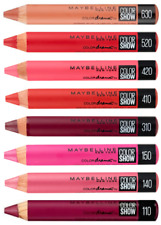 MAYBELLINE Color Drama Intense Crayon Lip Pencil SEALED - various shades