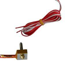 1xMK8 Montiert Extruder Hot End Kit Für Prusa I3 3D Drucker 1,75mm 0.4mm Düse s/
