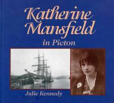 Katherine Mansfield in Picton biography writer New Zealand
