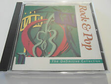 Rock & Pop - The Definitive Collection (CD Album) Used Very Good