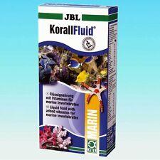 JBL KorallFluid Liquid Invert Food for Corals 500 ml*Korall Fluid