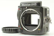 【MINT】Mamiya 645 Pro Medium Format Camera Body From JAPAN #204