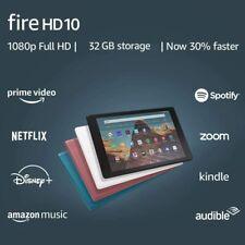 """Nueva Tablet Amazon Fire HD 10 pantalla de 10.1"""" 32 GB (9th generación) - Todos Los Colores"""