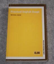 Practical English Usage by Michael Swan (Paperback, 1980)