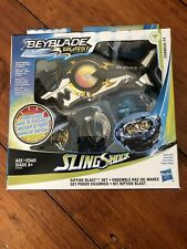 Beyblade Burst Turbo Sling Shock Riptide Blast Hasbro Toys New In Box