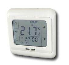 Digital Thermostat Touchscreen Raumthermostat stromlos geöffnet #z897