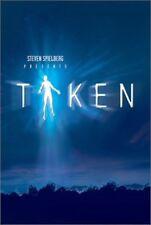 Taken (DVD, 2003, 6-Disc Set) Steven Spielberg SYFY Mini Series NEW