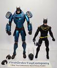 DC+Collectibles+Designer+Series+Greg+Capullo+GCPD+Batman+2+Pack+Loose+Figures
