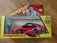 magnum pi car and action figure