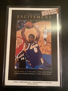 Kobe Bryant Penny Hardaway Los Angeles Lakers Costcos Mini promo Poster MINT 🔥