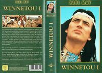 (VHS) Winnetou I - Lex Barker, Pierre Brice, Mario Adorf, Ralf Wolter (1963)