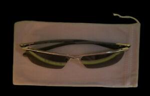 Eyeglass / Sunglass Drawstring Bag (Gray)
