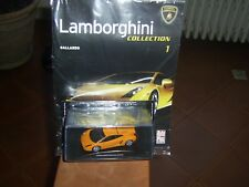 LAMBORGHINI number 1 gallardo 2003 Collection Hachette - Auto Plus