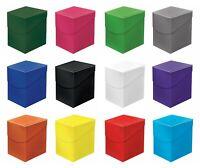 ULTRA PRO 100+ Deck Box Card Storage Yu-Gi-Oh, Pokemon, MTG Holds 110 Cards