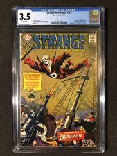 Strange Adventures #205 (1967, DC) CGC 3.5 White Pages First Appearance Deadman