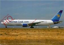 Picture Postcard, Thomas Cook Boeing 767 G-TCCA