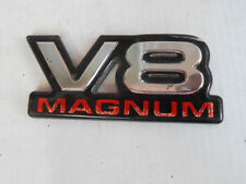 1997-2002 Dodge RAM Durango Dakota V8 MAGNUM Emblem Decal OEM '97 '98 99 00 '02
