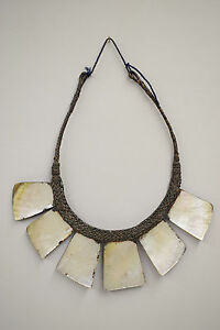 Necklace Ifugao Shell Status Necklace