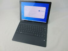 Samsung Galaxy Book W720 30,44 cm (12 Zoll) Convertible Tablet PC (In W19-HT9184