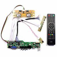 """HDMI VGA AV USB  LCD Driver Board For 20"""" M200O1 L01 M200O1 L05 1600x900 LCD"""