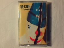 THE CURE Wild mood swings mc cassette k7 HOLLAND SIGILLATA SEALED!!!