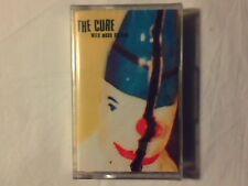 THE CURE Wild mood swings mc cassette k7 HOLLAND SIGILLATA SEALED!!!