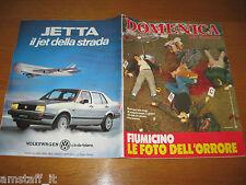 DdC 1986/1=STRAGE FIUMICINO=SHARI BELAFONTE=VALERIA GOLINO=MASERATI 420 S=