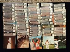 Sportscaster OTHER SPORTS complete set (60) w/Mountain Climbing, Skateboarding