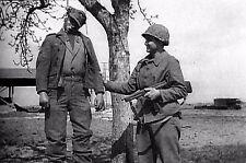 WW2 - Soldat allemand pendu par les SS en 1945