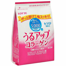 Refill Lotte Collagen Powder With Hyaluronic Acid Health Beauty Aging Care 297g