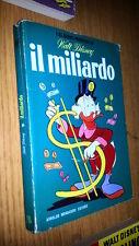 CLASSICI DI WALT DISNEY 1a SERIE #  6 - IL MILIARDO - LUGLIO 1961   ***