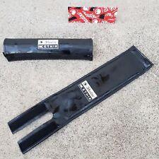 SHADOW CONSPIRACY X ETHIK BLACK BMX STEM + CROSSBAR PADSET BIKE S&M SHADOW FIT
