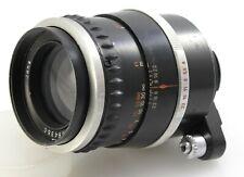 Carl Zeiss 135mm F4 Sonnar Lens for EXA / Exakta Mount Cameras