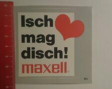 ADESIVI/Sticker: a per ogni utilizzo piacciono svedese MAXELL (24071699)