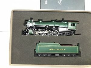 HO Brass United Southern 1401 Pacific Painted