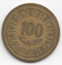 Tunisia 1960 100 Millimme