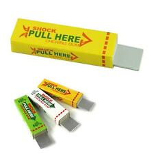 1PC Shock Gum Prank Gag Shocking Zap Gadget Trick Electric Joke Novelty Toy Gift