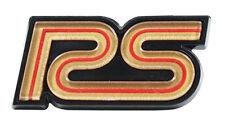 1980 1981 Camaro Grille Emblem RS Gold
