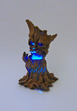 Dollhouse Miniature Light Up Evil Halloween Tree, 17523
