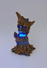 Dollhouse Miniature Light Up Evil Halloween Tree, 17523