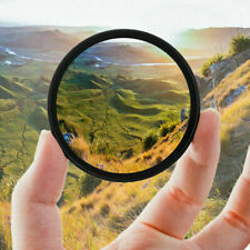 58mm Circular Polarizing UV Filter Lens Protector for Canon Nikon Rebel S5