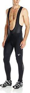 Pearl Izumi Men's Select Thermal Cycling Bib size XL Pants Padded Black