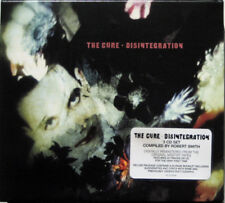 The Cure – Disintegration 3CD DELUXE EDITION! DIGIPACK! RARE!