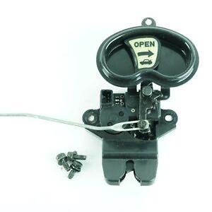 2007 - 2009 Kia Spectra Sedan Trunk Latch Lid Lock Actuator 812302F510 2968