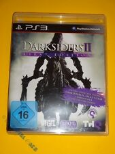 *Blu-ray Disc* PlayStation 3 - Darksiders II - First Edition * SONY * PS3 *